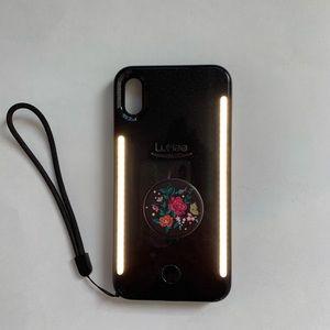 LUMEE DUO IPHONE CASE
